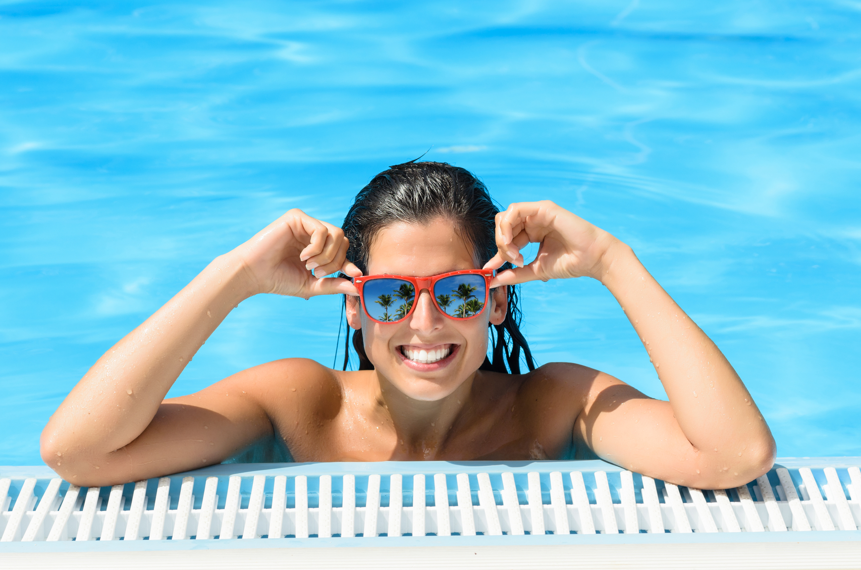 how to save hair from chlorine damage