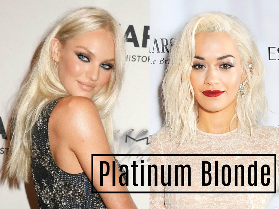 how to go from platinum blonde to natural blonde