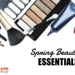 spring beauty and makeup