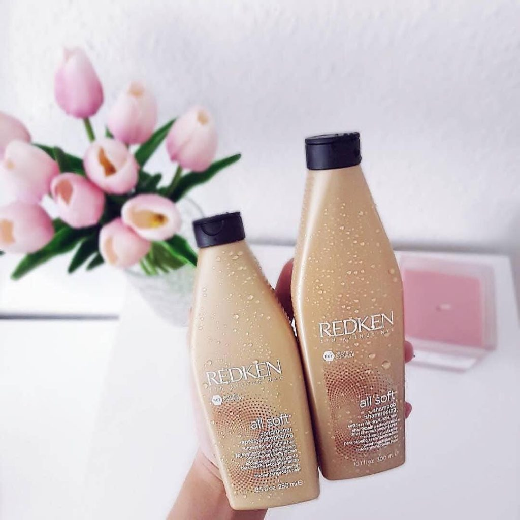 how to combat dry, brittle hair with redken all soft