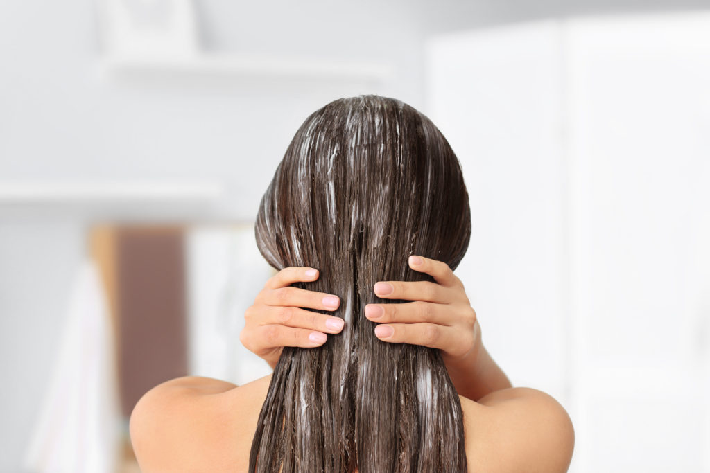 how to combat dry, brittle hair