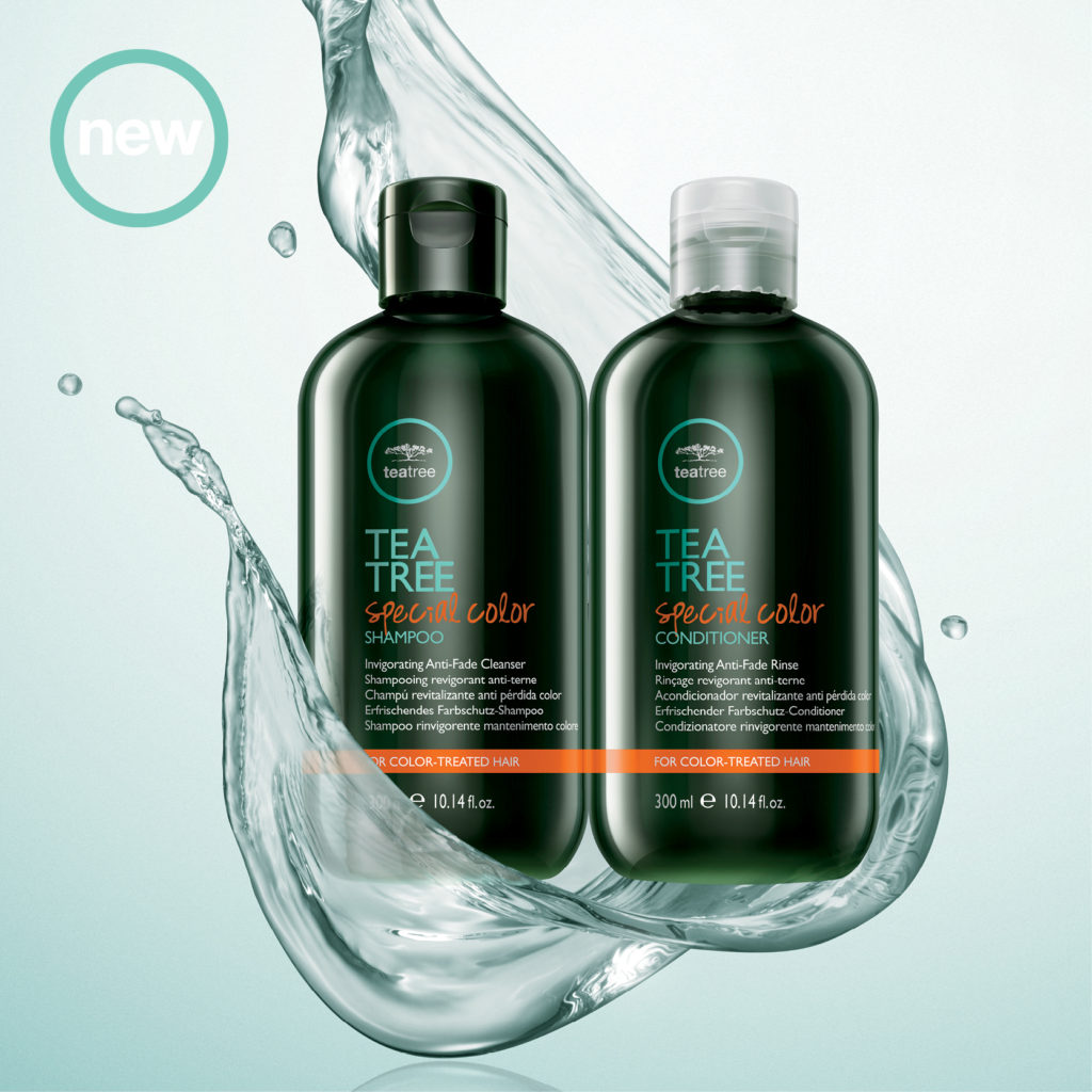 tea tree special colour from paul mitchell