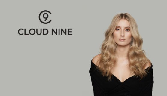 Classic Curl Tutorial with Cloud Nine Curling Wand