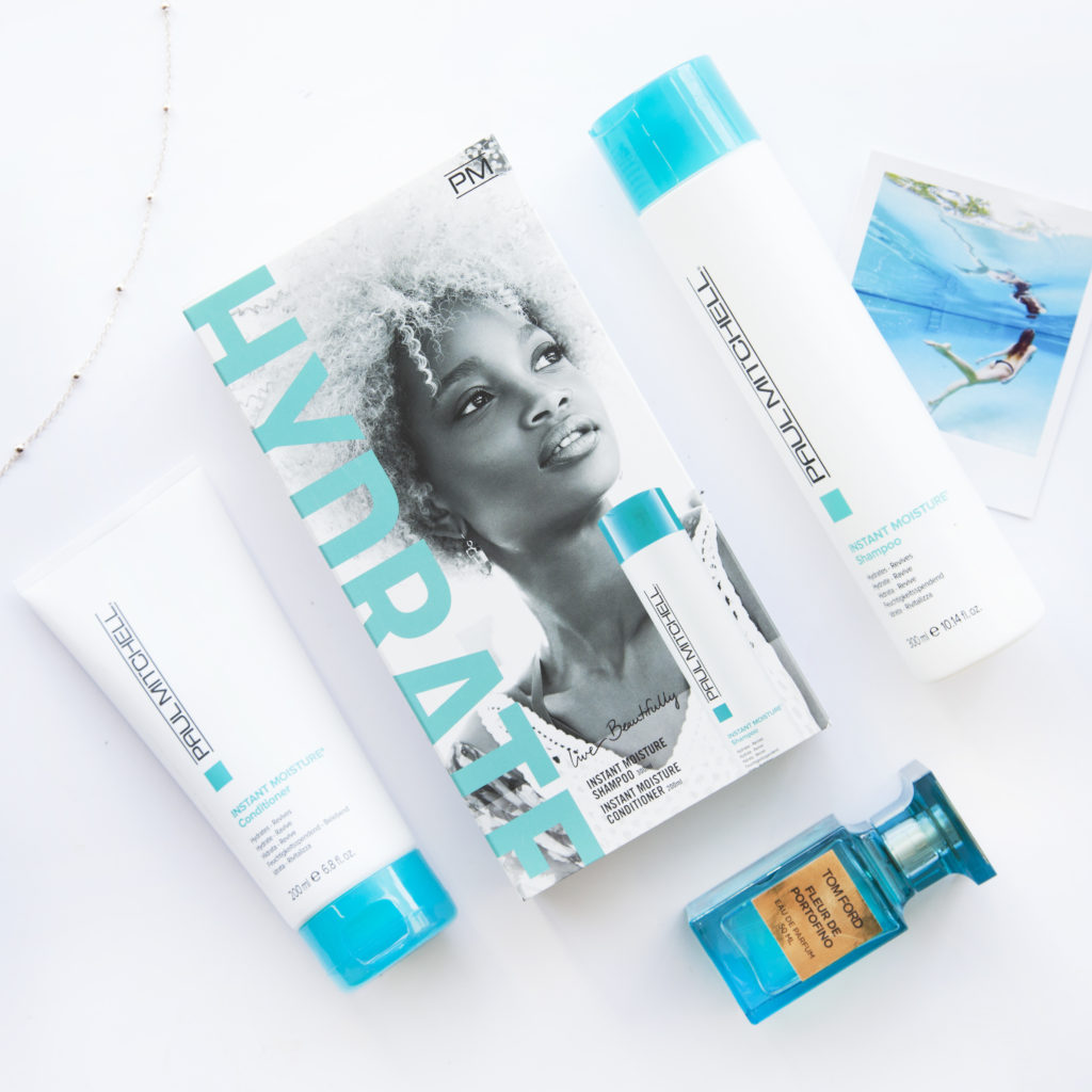 Paul Mitchell Hydrate Instant Moisture Duo