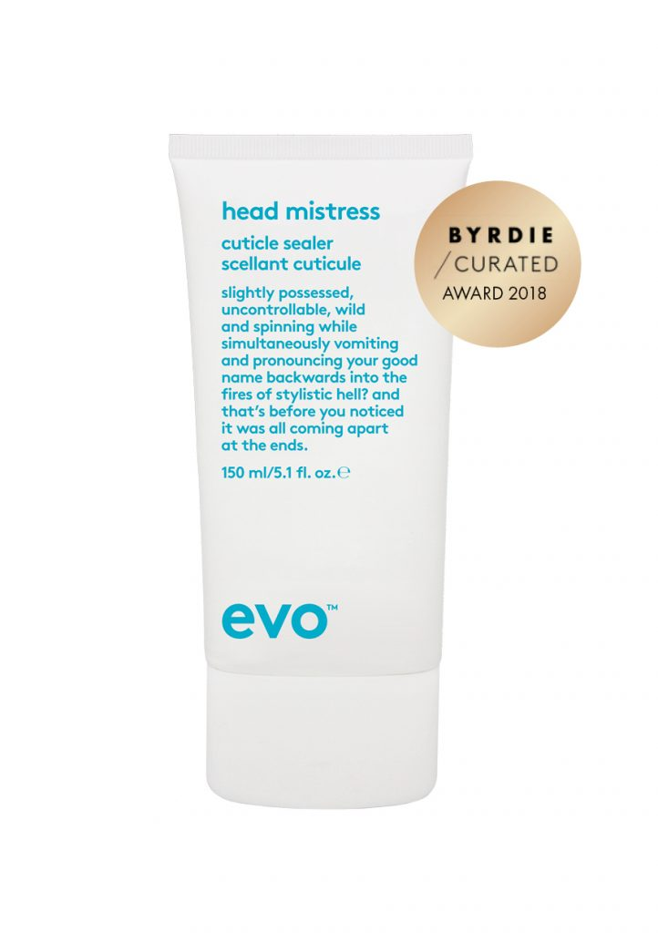 Evo Head Mistress - Award-Winning Haircare