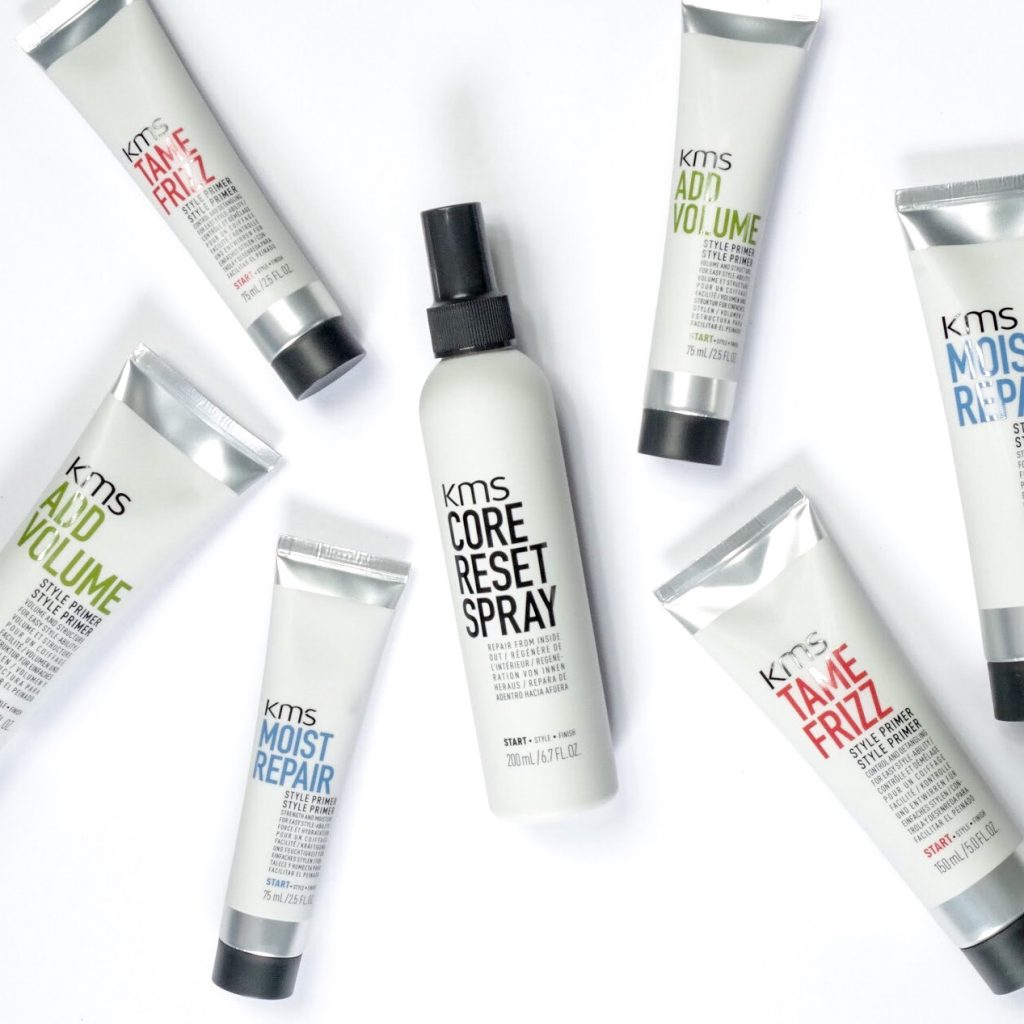 KMS California Hair Products for Your Hair Needs