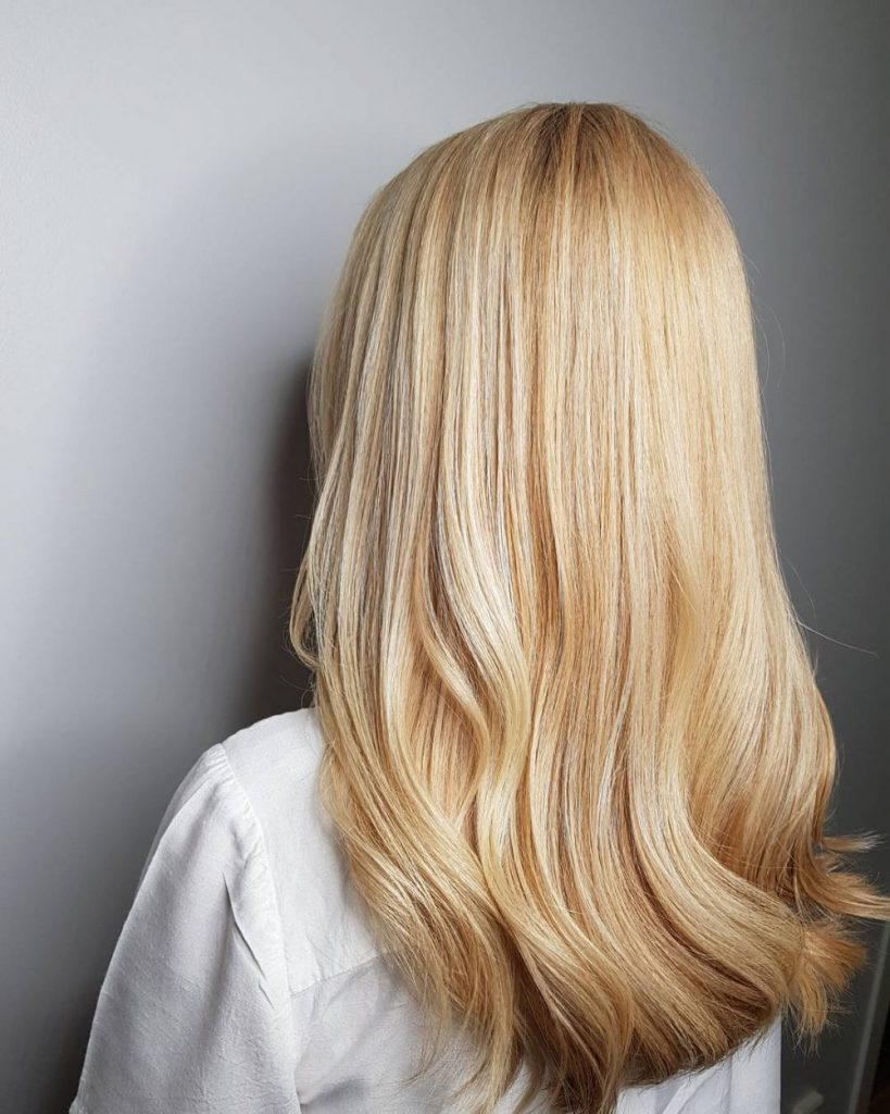How to Tone Blonde Hair