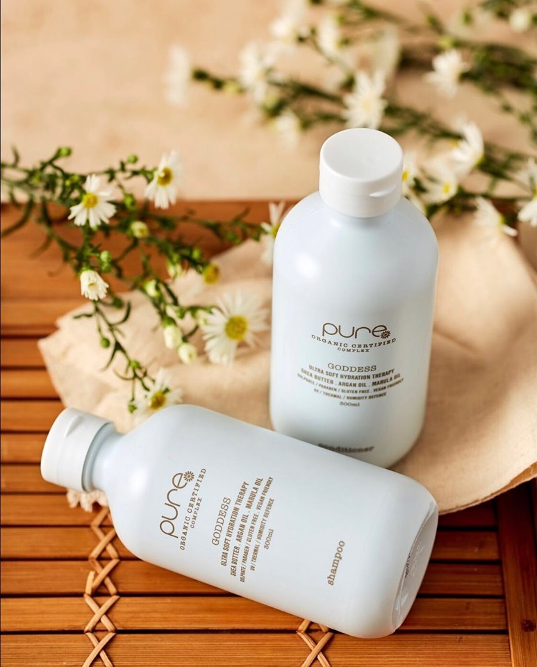 Pure Haircare: Certified Organic Haircare Solution
