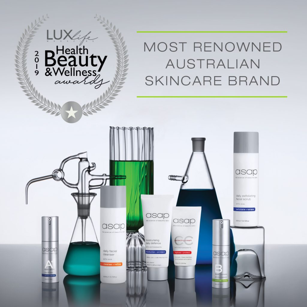 Spring Clean Your Skincare with Award-Winning Asap Skin Products!