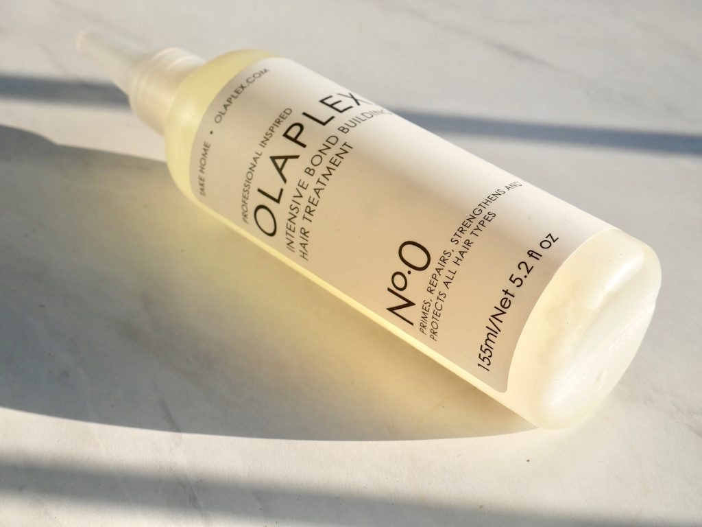 Olaplex No.0 Intensive Bond Building Treatment: Deep Repair for Damaged Hair