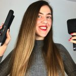 Style your hair on the go with ghd Unplugged